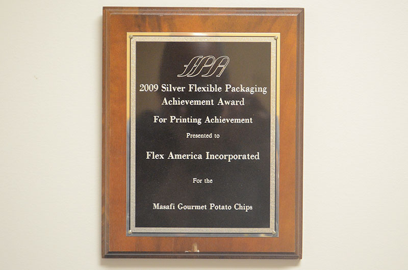 Award Received By FlexFilms USA